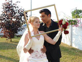 Le mariage de Jean-Cédric et Claire