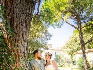 Le mariage de Cécile et Yoan 1