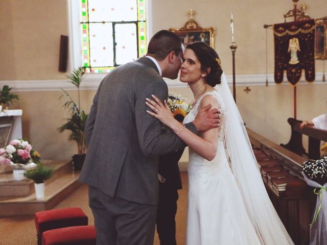 Le mariage de Mathieu et Caroline à Marlenheim, Bas Rhin 25
