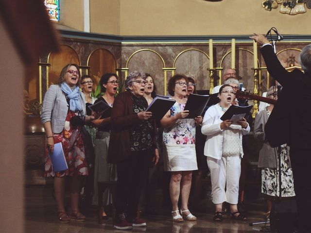Le mariage de Mathieu et Caroline à Marlenheim, Bas Rhin 28