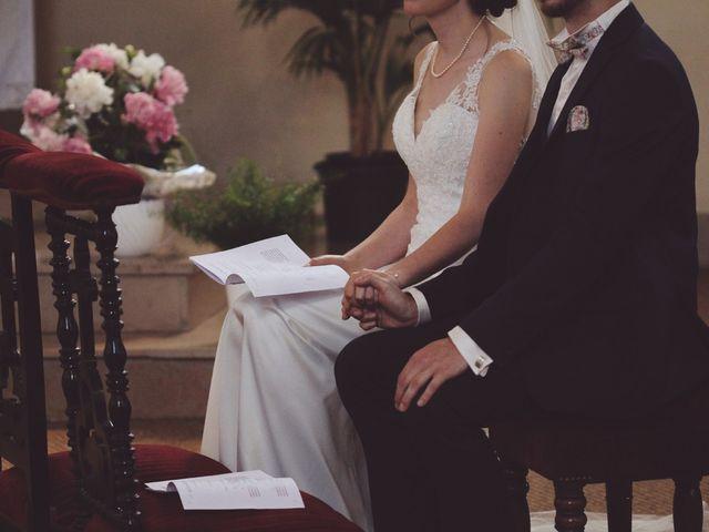 Le mariage de Mathieu et Caroline à Marlenheim, Bas Rhin 32