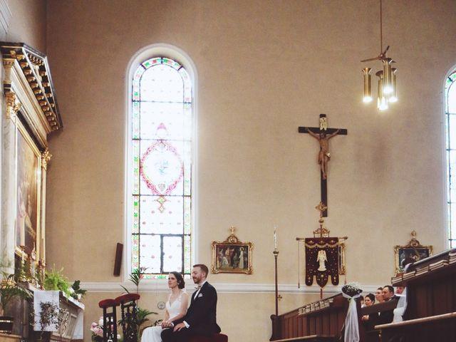 Le mariage de Mathieu et Caroline à Marlenheim, Bas Rhin 33