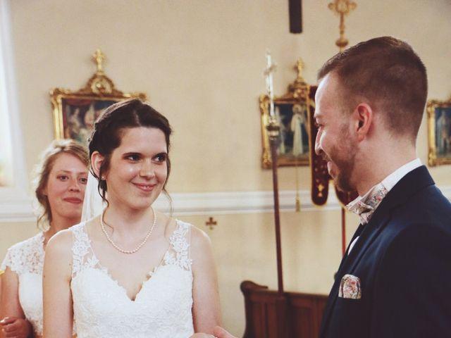 Le mariage de Mathieu et Caroline à Marlenheim, Bas Rhin 37
