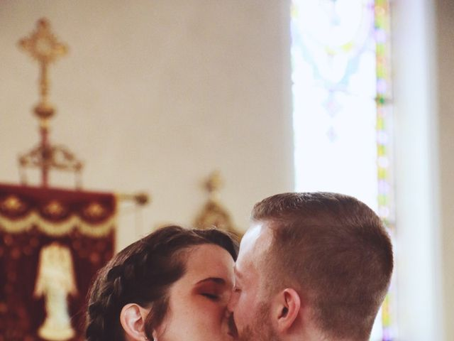 Le mariage de Mathieu et Caroline à Marlenheim, Bas Rhin 39