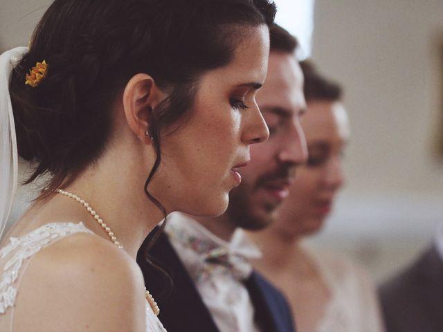 Le mariage de Mathieu et Caroline à Marlenheim, Bas Rhin 41