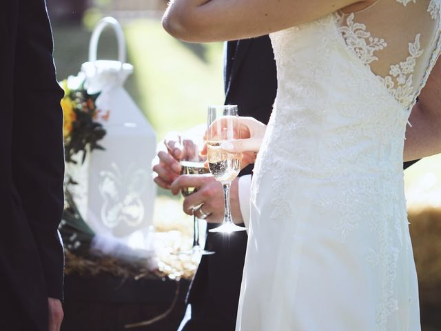 Le mariage de Mathieu et Caroline à Marlenheim, Bas Rhin 48