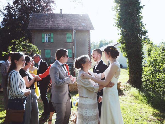 Le mariage de Mathieu et Caroline à Marlenheim, Bas Rhin 53