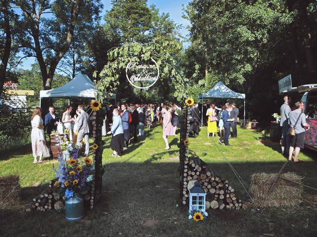 Le mariage de Mathieu et Caroline à Marlenheim, Bas Rhin 54