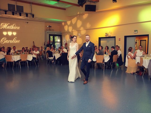 Le mariage de Mathieu et Caroline à Marlenheim, Bas Rhin 69