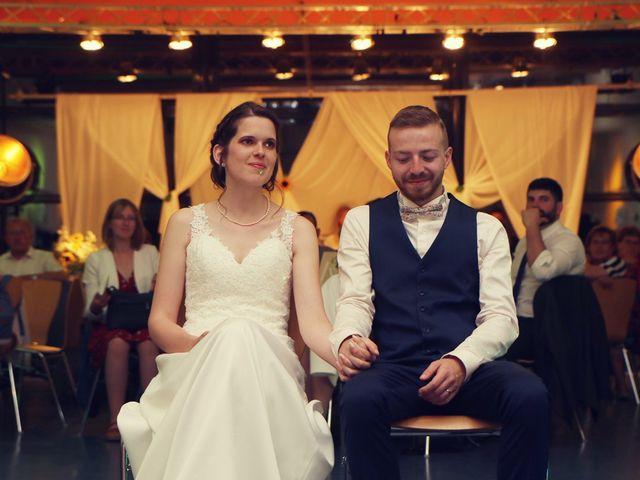 Le mariage de Mathieu et Caroline à Marlenheim, Bas Rhin 77