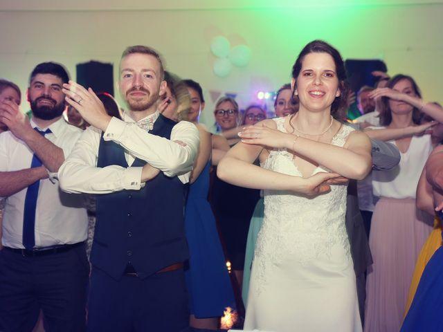 Le mariage de Mathieu et Caroline à Marlenheim, Bas Rhin 80