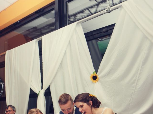 Le mariage de Mathieu et Caroline à Marlenheim, Bas Rhin 93
