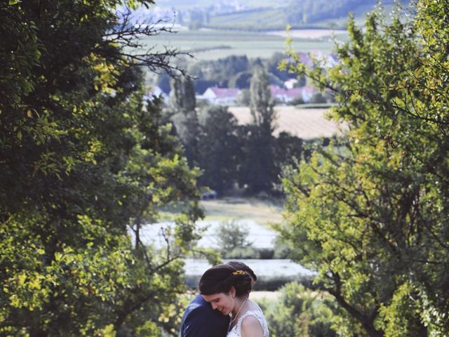 Le mariage de Mathieu et Caroline à Marlenheim, Bas Rhin 95
