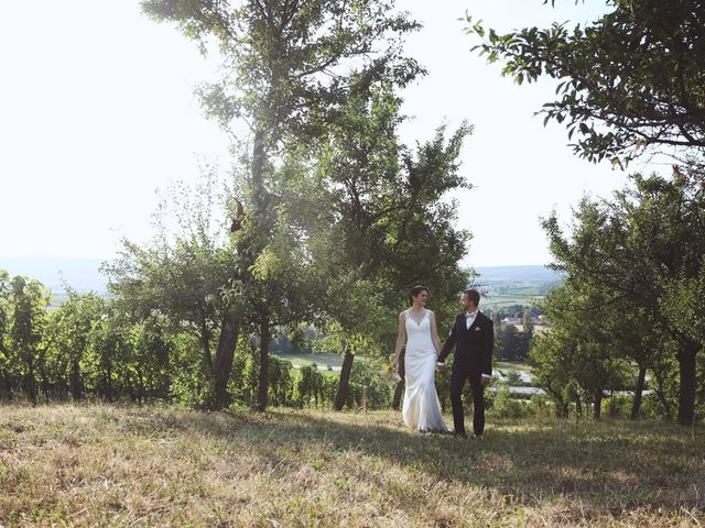Le mariage de Mathieu et Caroline à Marlenheim, Bas Rhin 97
