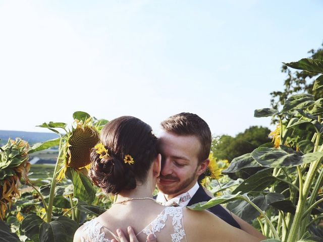 Le mariage de Mathieu et Caroline à Marlenheim, Bas Rhin 101