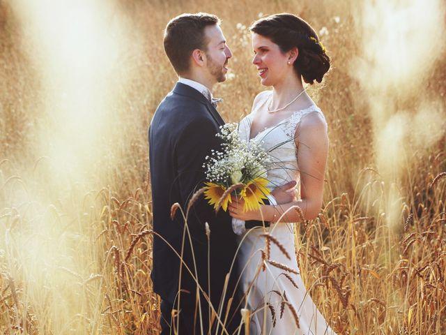 Le mariage de Mathieu et Caroline à Marlenheim, Bas Rhin 110