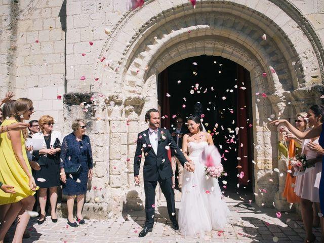 Le mariage de Antoine et Julie à Tours, Indre-et-Loire 19