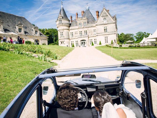 Le mariage de Antoine et Julie à Tours, Indre-et-Loire 2
