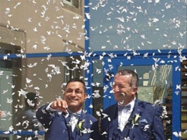Le mariage de Franck et Luis à Limoges, Haute-Vienne 4