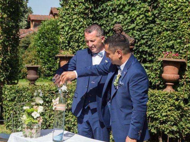 Le mariage de Franck et Luis à Limoges, Haute-Vienne 6