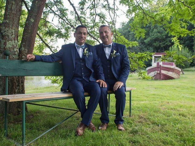 Le mariage de Franck et Luis à Limoges, Haute-Vienne 9