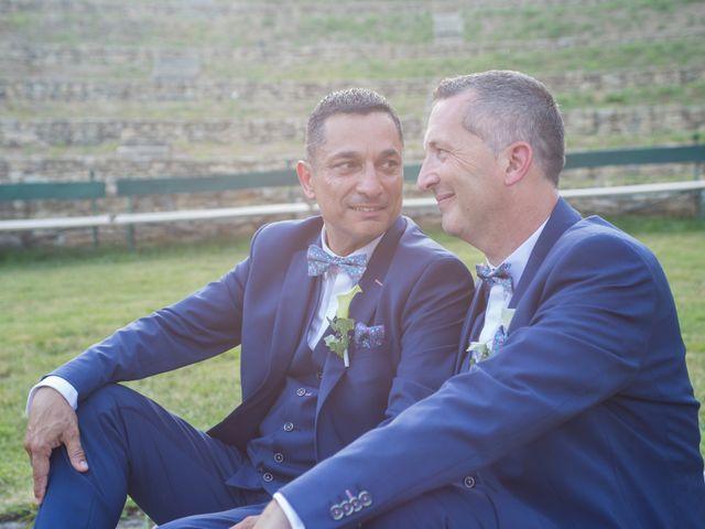 Le mariage de Luis et Franck