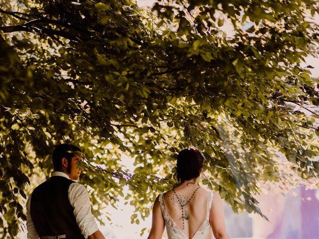 Le mariage de Durnik et Polgara à Moult, Calvados 3