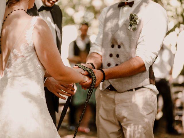 Le mariage de Durnik et Polgara à Moult, Calvados 4