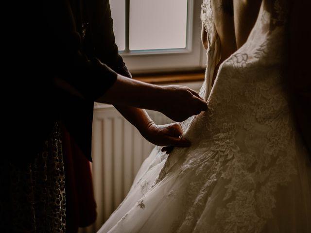Le mariage de Durnik et Polgara à Moult, Calvados 7