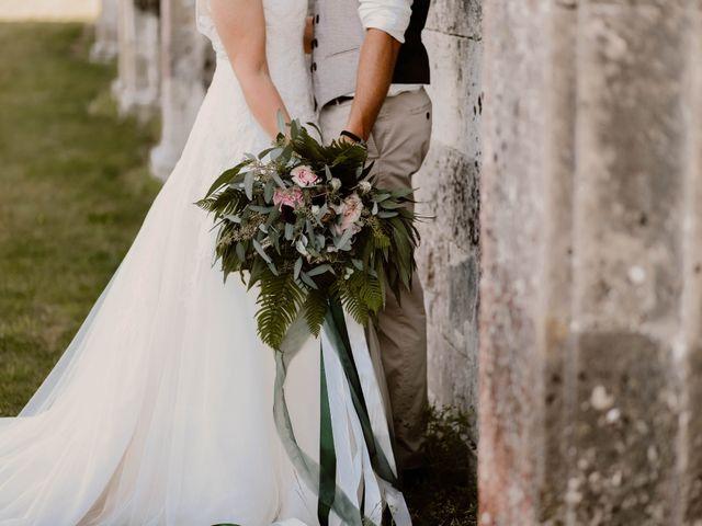 Le mariage de Durnik et Polgara à Moult, Calvados 8