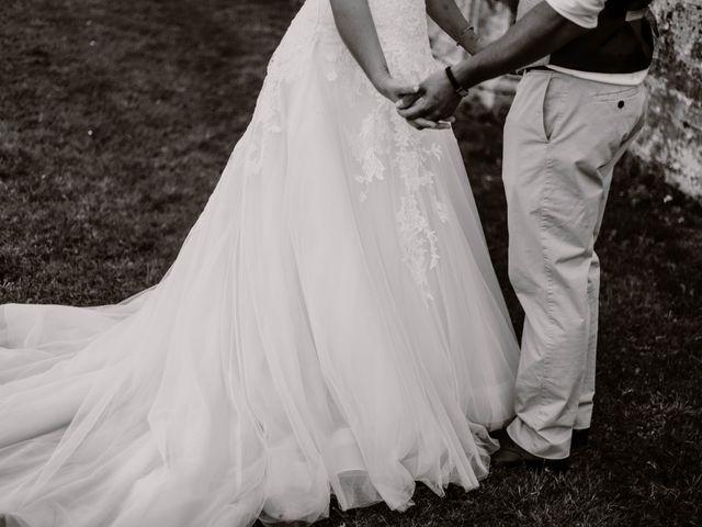 Le mariage de Durnik et Polgara à Moult, Calvados 9