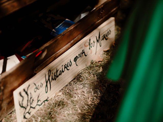Le mariage de Durnik et Polgara à Moult, Calvados 11
