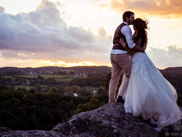 Le mariage de Durnik et Polgara à Moult, Calvados 46