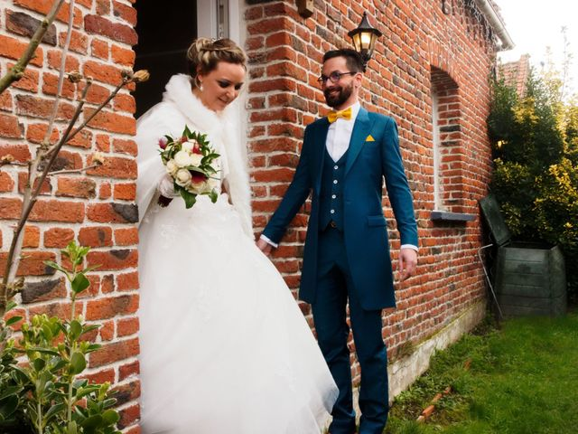 Le mariage de Nathalie et Arnaud à Roost-Warendin, Nord 2