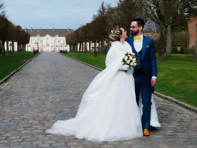 Le mariage de Arnaud et Nathalie
