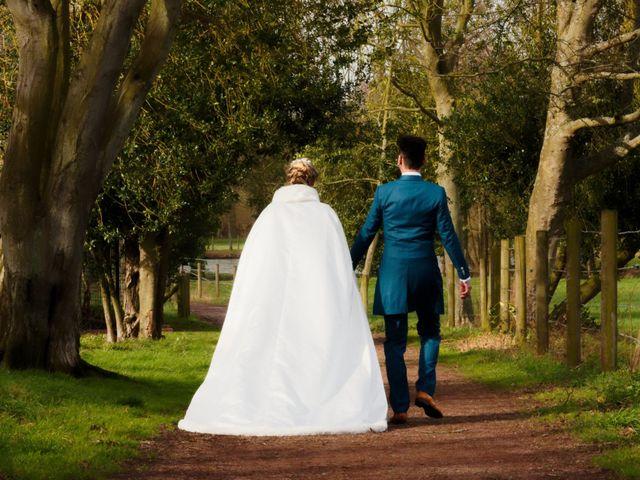 Le mariage de Nathalie et Arnaud à Roost-Warendin, Nord 3