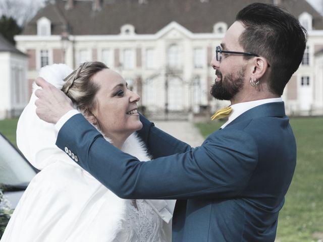 Le mariage de Nathalie et Arnaud à Roost-Warendin, Nord 4