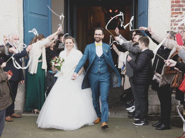 Le mariage de Nathalie et Arnaud à Roost-Warendin, Nord 6