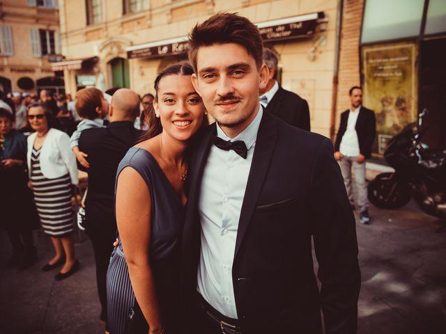 Le mariage de Nicolas et Nicole à Nîmes, Gard 3