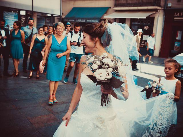 Le mariage de Nicolas et Nicole à Nîmes, Gard 5