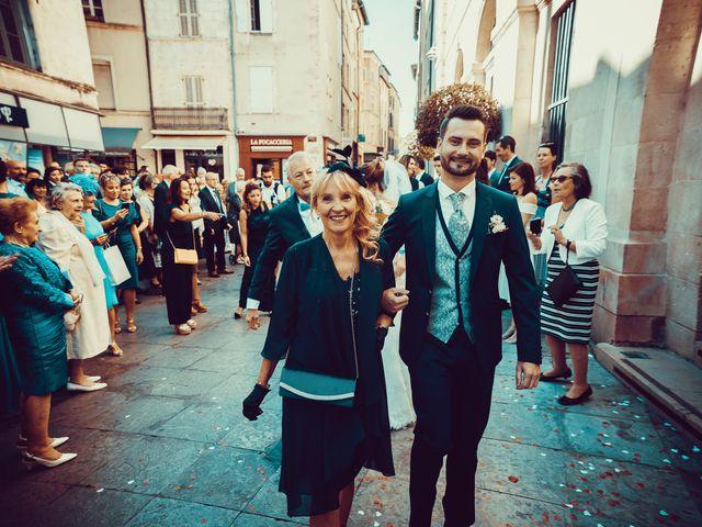 Le mariage de Nicolas et Nicole à Nîmes, Gard 6
