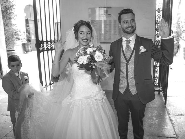 Le mariage de Nicolas et Nicole à Nîmes, Gard 8