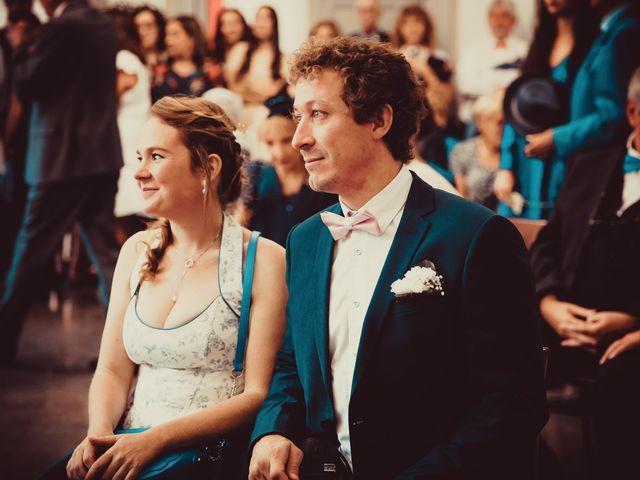 Le mariage de Nicolas et Nicole à Nîmes, Gard 9