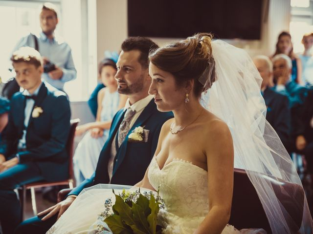 Le mariage de Nicolas et Nicole à Nîmes, Gard 10