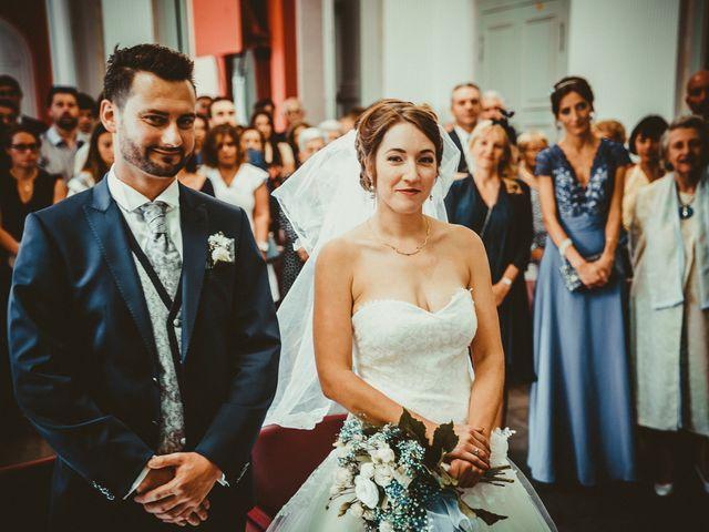 Le mariage de Nicolas et Nicole à Nîmes, Gard 11