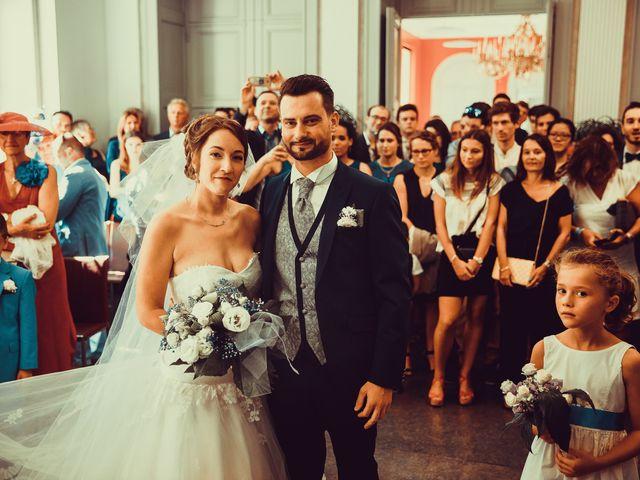Le mariage de Nicolas et Nicole à Nîmes, Gard 12
