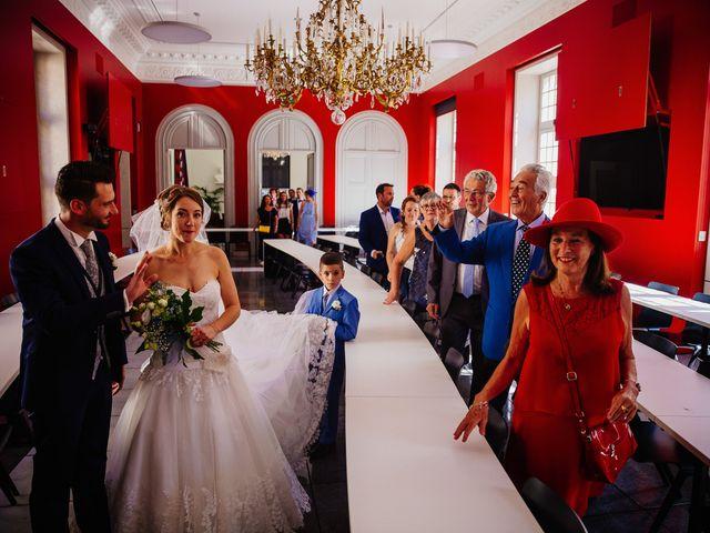 Le mariage de Nicolas et Nicole à Nîmes, Gard 13