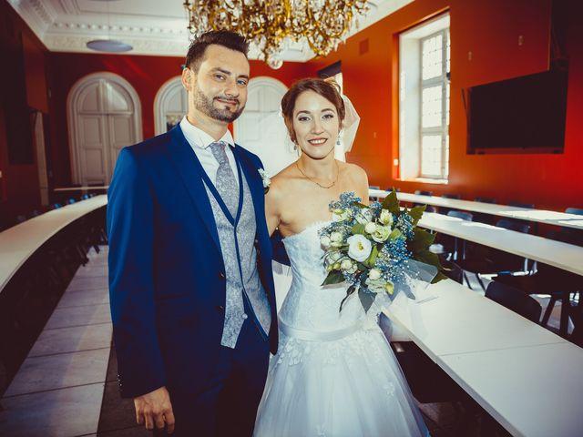 Le mariage de Nicolas et Nicole à Nîmes, Gard 14