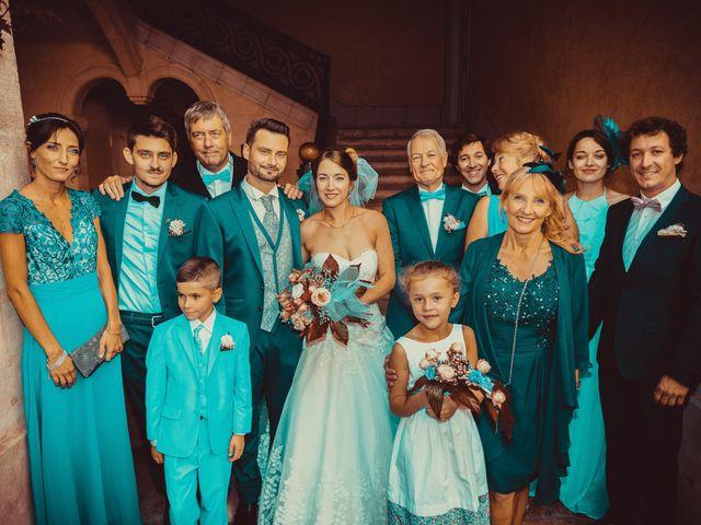 Le mariage de Nicolas et Nicole à Nîmes, Gard 16
