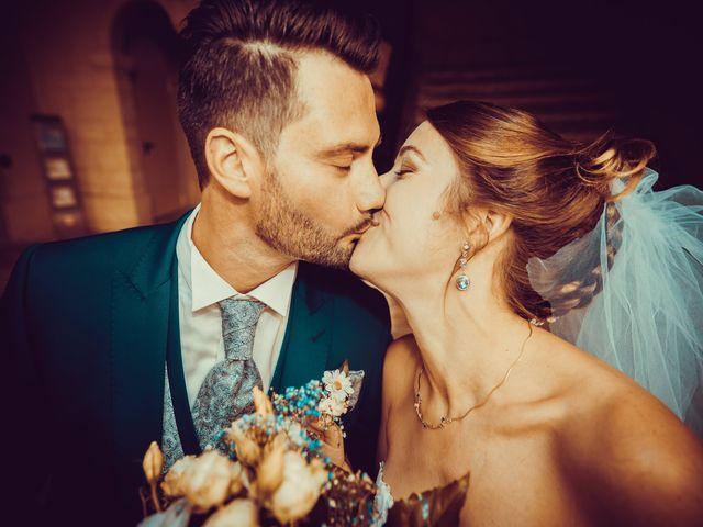 Le mariage de Nicolas et Nicole à Nîmes, Gard 17
